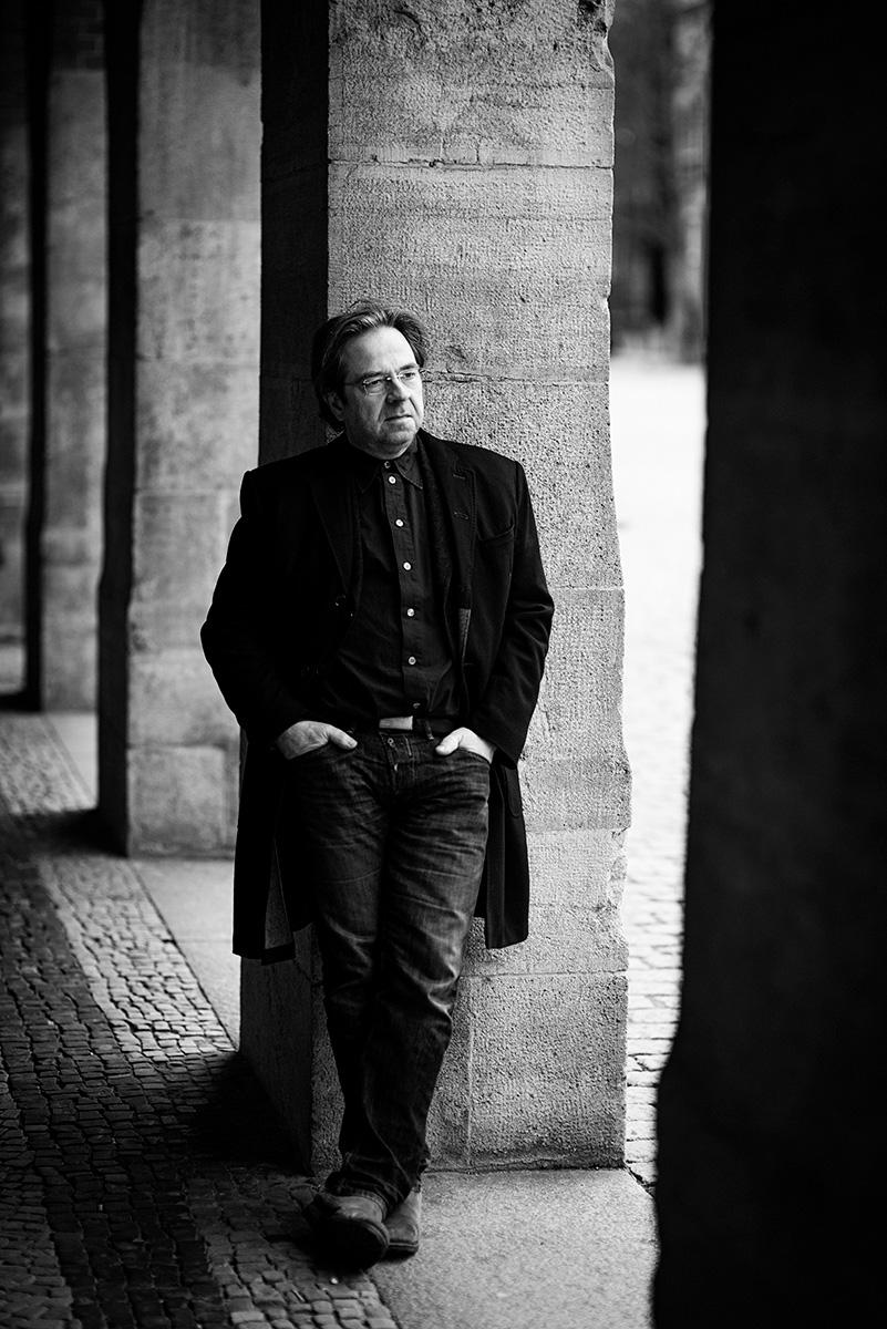 Kai Jacobs, Autor. Portrait für den Verlag.